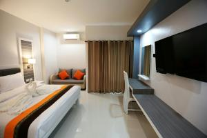 Aerin Orchid, Hotely  Nakhon Si Thammarat - big - 5