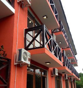 Отель Виктория - фото 23