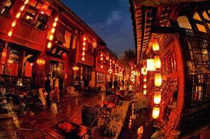 Review Rayfont Hotel Chengdu
