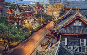 D6HOTEL-Wuhouci, Hotels  Chengdu - big - 26