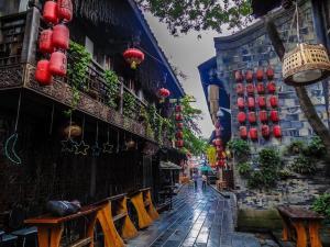 D6HOTEL-Wuhouci, Отели  Чэнду - big - 23