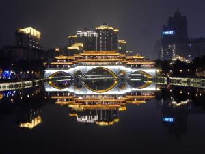 D6HOTEL-Wuhouci, Hotels  Chengdu - big - 22