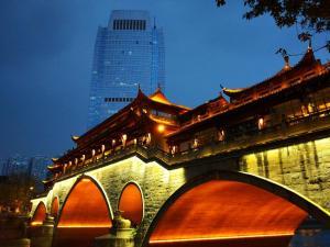 D6HOTEL-Wuhouci, Hotels  Chengdu - big - 20