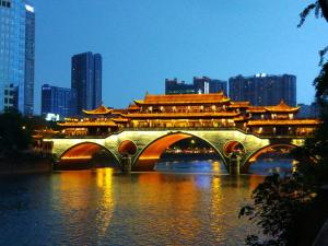 D6HOTEL-Wuhouci, Hotels  Chengdu - big - 19