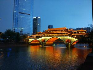 D6HOTEL-Wuhouci, Hotels  Chengdu - big - 18