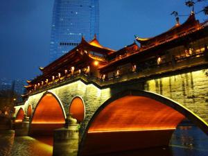 D6HOTEL-Wuhouci, Hotels  Chengdu - big - 17