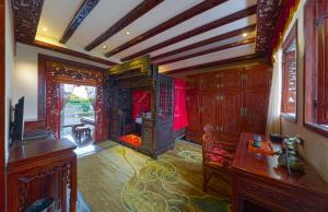 Han Dynasty Boutique Hotel, Hotels  Chengdu - big - 64