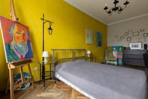 Stroganov Park Art Apartment
