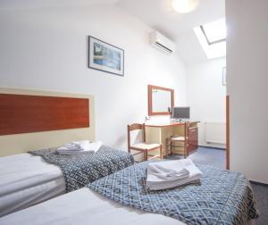 Hotel Atos, Hotels  Prague - big - 79