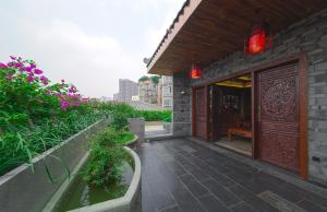 Han Dynasty Boutique Hotel, Hotels  Chengdu - big - 17