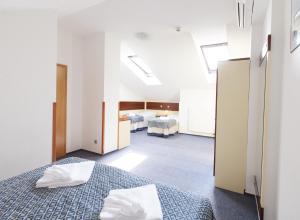 Hotel Atos, Hotels  Prague - big - 27