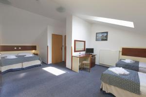Hotel Atos, Hotels  Prague - big - 26