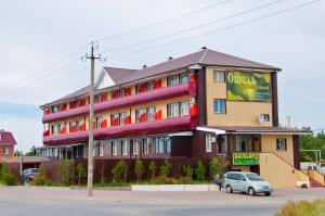 Otel na Naberezhnoy