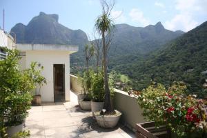 Penthouse in São Conrado, Affittacamere  Rio de Janeiro - big - 4