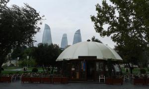 Апартаменты Сахил 3 на улице Зарифы Алиевой, 27 - фото 3
