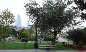 Апартаменты Сахил 3 на улице Зарифы Алиевой, 27 - фото 4