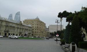 Апартаменты Сахил 3 на улице Зарифы Алиевой, 27 - фото 2