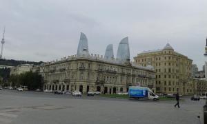 Апартаменты Сахил 3 на улице Зарифы Алиевой, 27 - фото 24