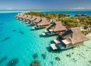 Conrad Bora Bora Nui, Курортные отели  Бора-Бора - big - 23