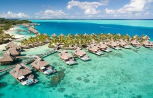 Conrad Bora Bora Nui, Курортные отели  Бора-Бора - big - 2