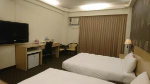 Dreamer Hotel, Отели  Budai - big - 5