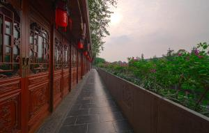 Han Dynasty Boutique Hotel, Hotels  Chengdu - big - 56