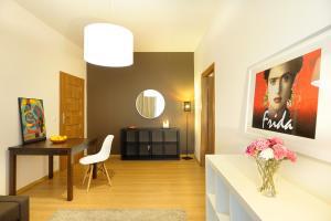 Stylish Jungle Apartment