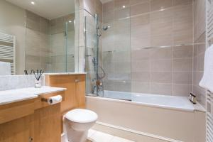 onefinestay - Marylebone private homes II, Апартаменты  Лондон - big - 113