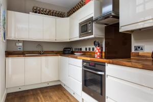 onefinestay - Marylebone private homes II, Апартаменты  Лондон - big - 115