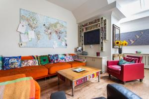 onefinestay - Marylebone private homes II, Апартаменты  Лондон - big - 102