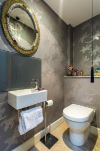 onefinestay - Marylebone private homes II, Апартаменты  Лондон - big - 116