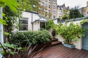 onefinestay - Marylebone private homes II, Апартаменты  Лондон - big - 118
