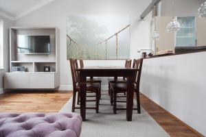 onefinestay - Marylebone private homes II, Апартаменты  Лондон - big - 122