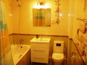 Apartments on Serebryanka 46