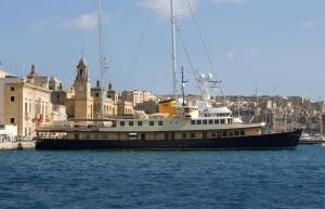 Гостевой дом «Seagull II Luxury Historic Static Charter», Биргу