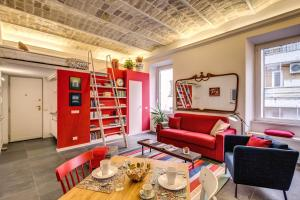 AwesHome - Colosseo Red Design