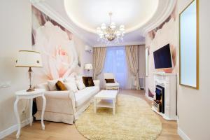 Vip-kvartira Leningradskaya 1A, Apartmanok  Minszk - big - 5
