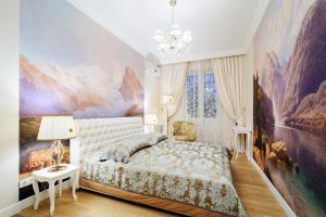 Vip-kvartira Leningradskaya 1A, Apartmanok  Minszk - big - 10