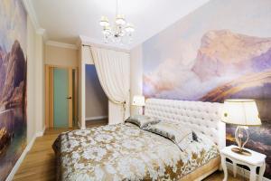 Vip-kvartira Leningradskaya 1A, Apartmány  Minsk - big - 11