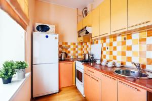 Vip-kvartira Leningradskaya 1A, Apartmanok  Minszk - big - 23