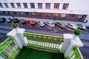 Vip-kvartira Leningradskaya 1A, Apartmanok  Minszk - big - 33