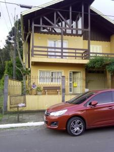 Residencial Familiar De Gramado, Holiday homes  Gramado - big - 45