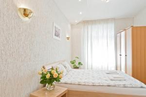 Vip-kvartira Leningradskaya 1A, Apartmanok  Minszk - big - 41