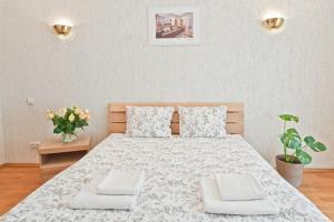 Vip-kvartira Leningradskaya 1A, Apartmanok  Minszk - big - 46