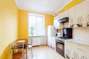 Vip-kvartira Leningradskaya 1A, Apartmanok  Minszk - big - 56