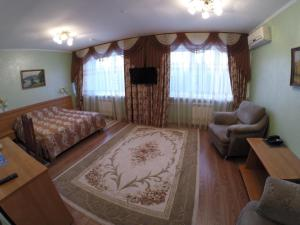 Hotel Kuzbass Reviews