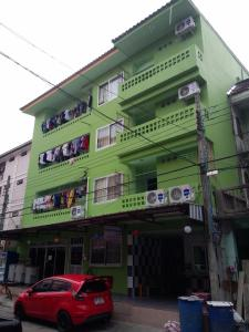 Green House Hostel, Ostelli  Bangkok - big - 21