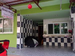 Green House Hostel, Ostelli  Bangkok - big - 18