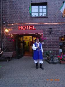 Hotel-Restauracja Spichlerz, Hotels  Stargard - big - 88