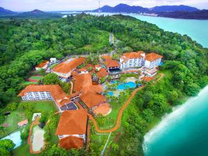 Swiss-Garden Beach Resort, Damai Laut, Üdülőközpontok  Lumut - big - 75